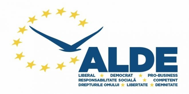 realizare site web Partidul Alde