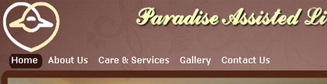 paradise Portofolio