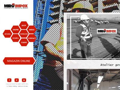 VESPA LENJERIE- creare magazin online