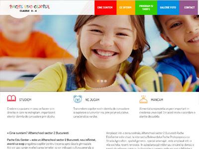 frusiana - realizare site web