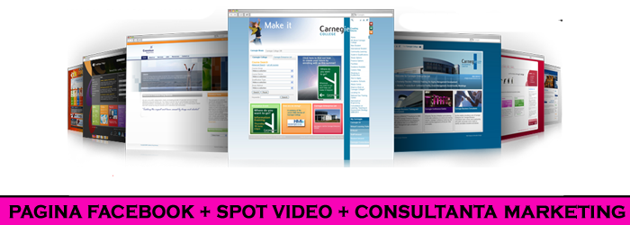 Realizare site web Adjud