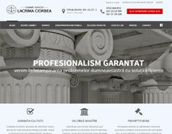 realizare site web Lacrima Ciorbea