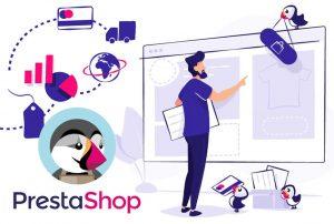Magazin online cu Prestashop