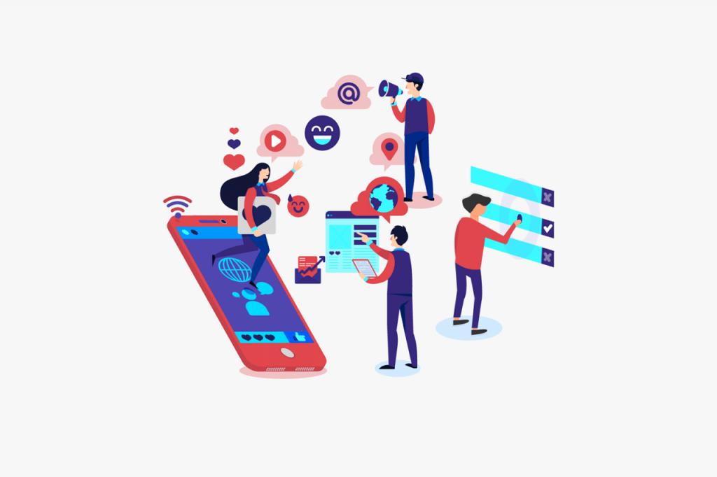 Strategii de promovare prin social media